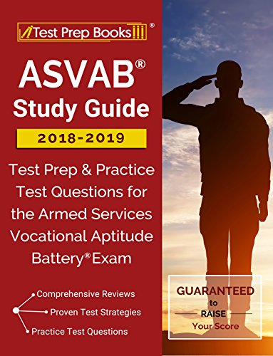 amazon com asvab study guide 2018 2019 test prep practice test rh amazon com asvab study guide pdf asvab study guide math
