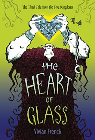 book cover of The Heart of Glass