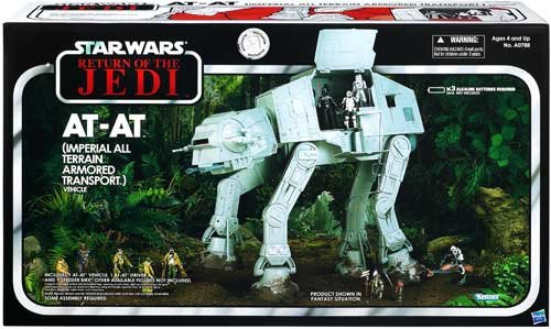 [Star Wars Return of the Jedi AT-AT Imperial All Terrain Armored Transport Exc...] (Star Wars At At Walker)