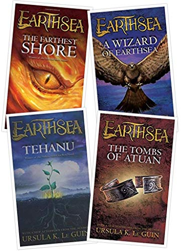 - The Earthsea Cycle; Complete Four Book Set (Earthsea Cycle Fantasy)