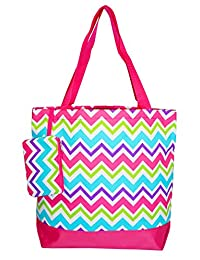 Ever Moda Anchor Collection Tote Bag, Large 17-inch