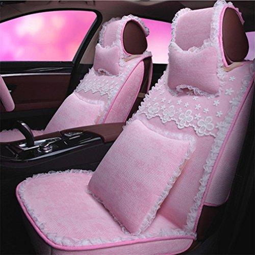 FM Four Seasons Car Seat Coussin Pour Dames Housse De Siège Pleine Couverture good