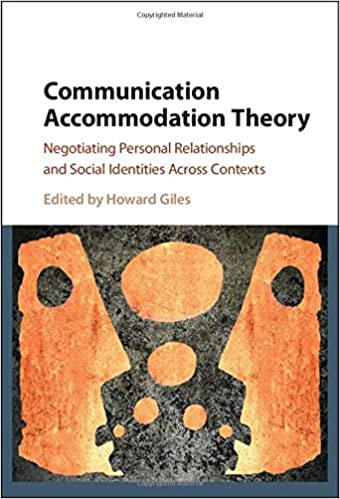 communication accommodation theory in movies