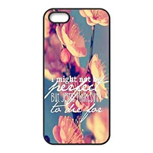 Bible Verse Custom Cover Case for Iphone 5,5S,diy phone case ygtg620250