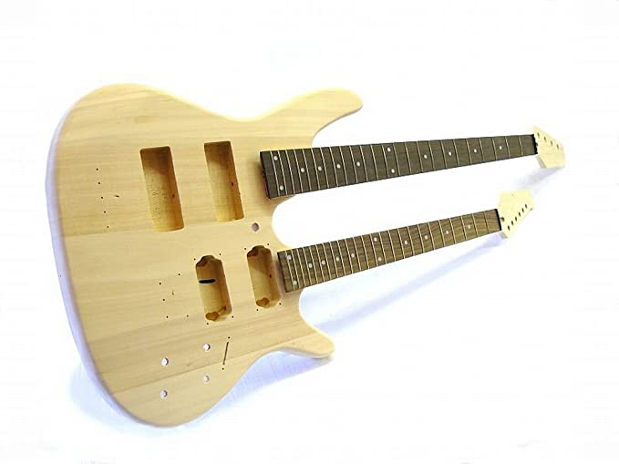Bausatz Doppelhals / DIY Kit Double Neck \