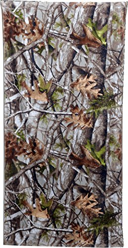 Camo Beach Towel (30