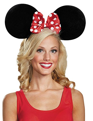 Oversized Minnie Mouse Ears -