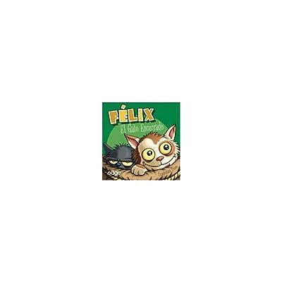 Edge Entertainment - Félix, Juego de Cartas (EDG2F01): Juguetes y juegos