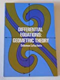 Differential Equations, Solomon Lefschetz, 0486634639