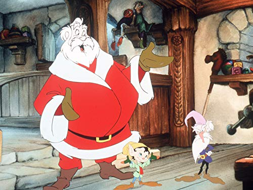 The Story Of Santa Claus -
