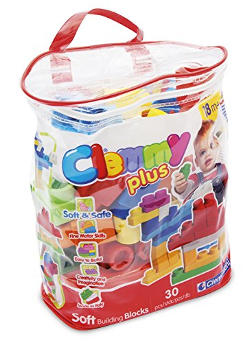 Clemmy Plus 30 Pc Soft Block Bag