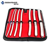 OdontoMed2011 8 PCS SET HEGAR UTERINE DILATOR WITH CASE ODM