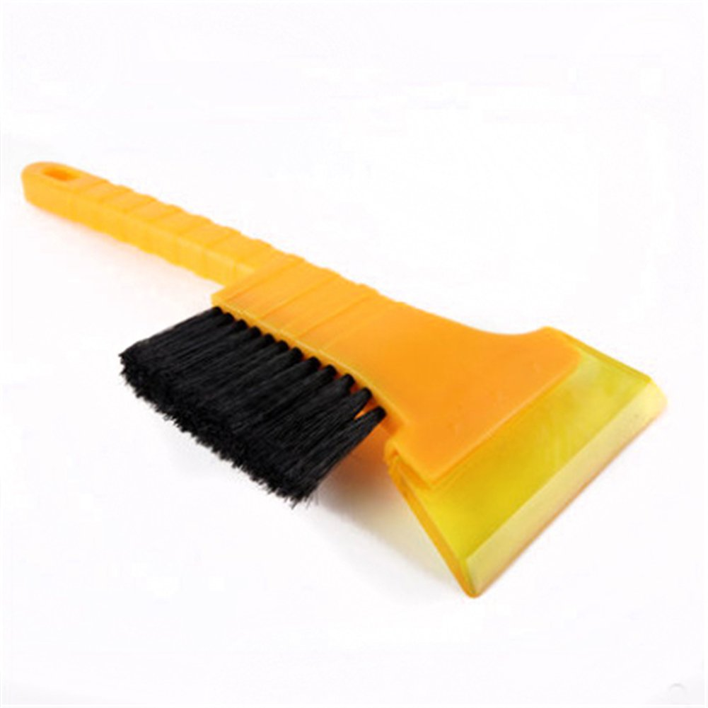 Garden Hand Tools Plastic Car Glass Snow Shovel Ice Scraper Handle Cleaning Tool Good Quality Modern Design Garden Tools