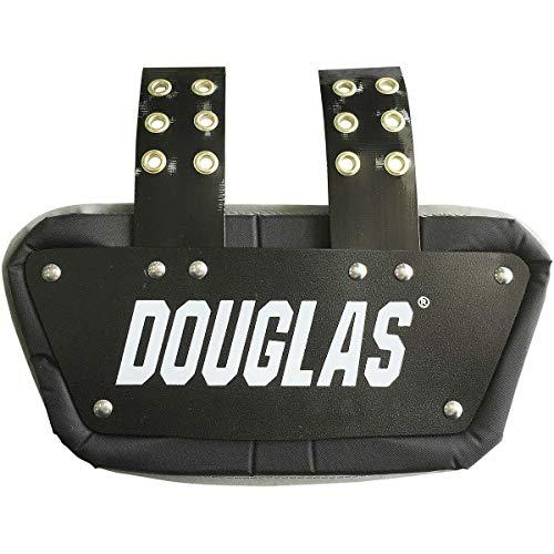 Douglas D2 4-INCH Back Plate Adult Football ()