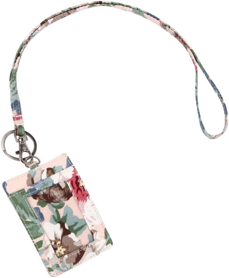 Fashion Id Badge Holder with Lanyard