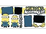 """Minions Assemble"" Scrapbook Kit"