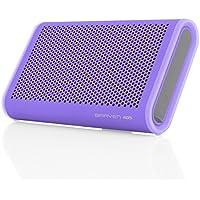 Braven 405 Wireless Portable Bluetooth Speaker [Waterproof][Outdoor][Rugged][24 Hour Playtime][2100 mAh] - Periwinkle
