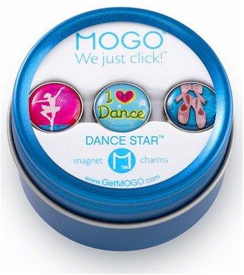 MOGO Magnet Charms - Dance Star ()