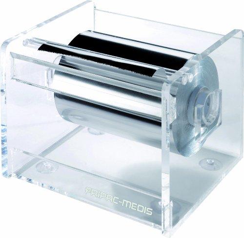 Fripac-Medis - Universal Roll Dispenser for Kitchen Paper, Aluminium Foil by Fripac-Medis