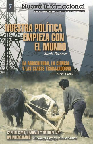 Read Online Nueva Internacional no. 7: Nuestra política empieza con el mundo (Spanish Edition) pdf