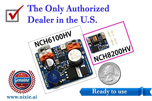 【Genuine】NCH8200HV High Voltage Module for Nixie Tube Clock