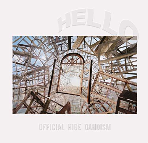 [2020년 8월 5일 발매예정] - OFFICIAL HIGE DANDISM - HELLO EP[CD+DVD](메가 자켓 포함 - 상품 재킷과는 다른 도안 예정) CD+DVD
