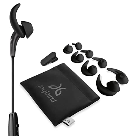 837052188a0 Amazon.com: Jaybird Freedom 2 Accessory Pack (Carbon): Home Audio & Theater