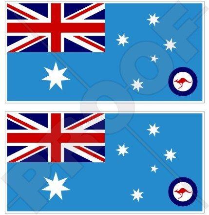 australia-australian-airforce-flag-raaf-3-75mm-vinyl-bumper-stickers-decals-x2