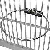 Bonka Bird Toys 800123 30oz Stainless Steel Clamp