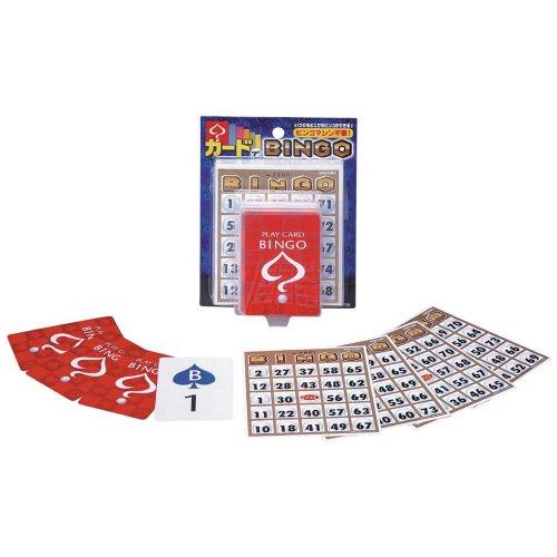 Bingo in blister card (japan -
