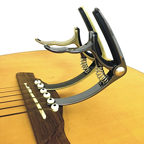 Happyard Guitar Capo String Pin Puller(2PCS Bright Black) by Happyard (Image #1)