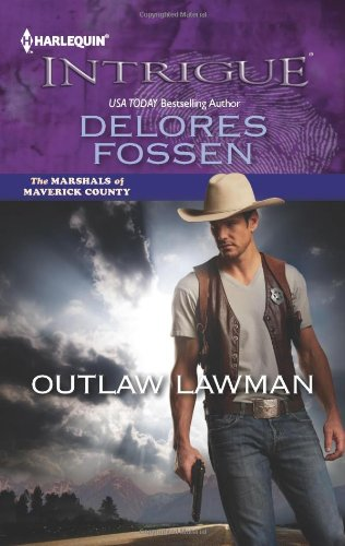 book cover of Outlaw Lawman