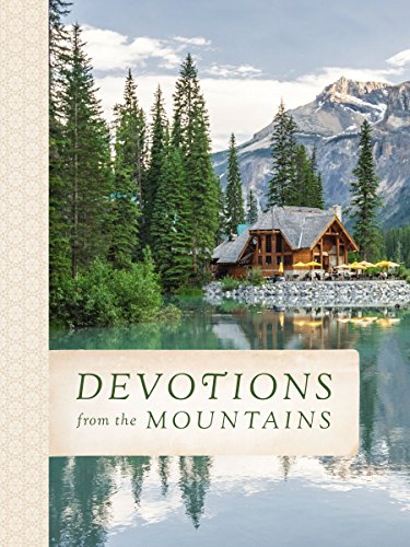 Devotions from the Mountains (Devotions from . . .) by [Nelson, Thomas]