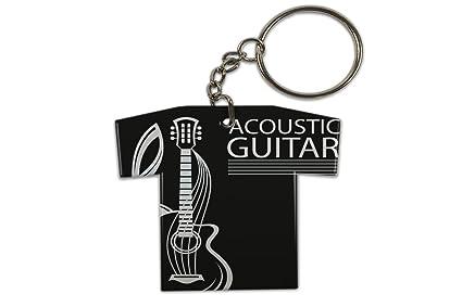 Leotie GmbH Llavero Bar Party Guitarra acústica Jersey ...