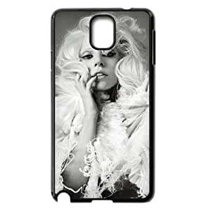 D-PAFD Customized Print Lady Gaga Hard Skin Case Compatible For Samsung Galaxy Note 3 N9000