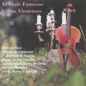 sobre as ondas rosas from the album as mais famosas valsas vienenses