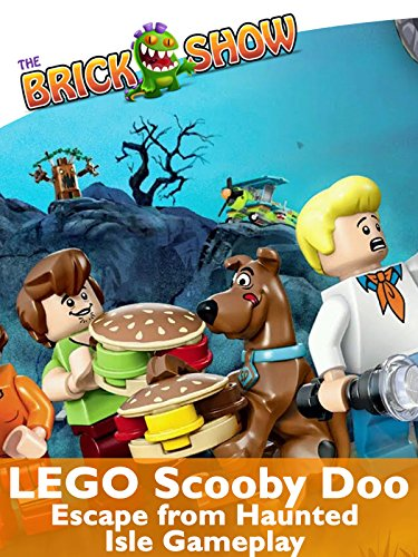 Clip: Lego Scooby Doo Escape from Haunted Isle Gameplay -