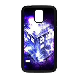 Doctor Who Samsung Galaxy S5 Cell Phone Case Black persent xxy002_6003469