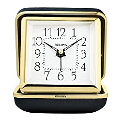 Bulova Vacationer Travel Clock