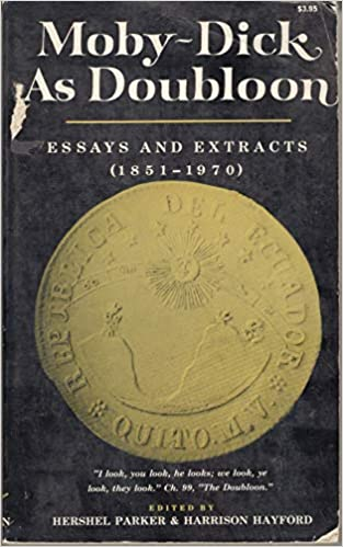 Essays And Term Papers Mobydick As Doubloon Essays And Extracts  School Project Help also E Business Essay Amazoncom Mobydick As Doubloon Essays And Extracts   Essays On English Literature