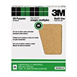 3M Pro-Pak Aluminum Oxide Sheets for Paint and Rust Removal, 80-Grit, 9-Inch by 11-Inch, 25-Pack
