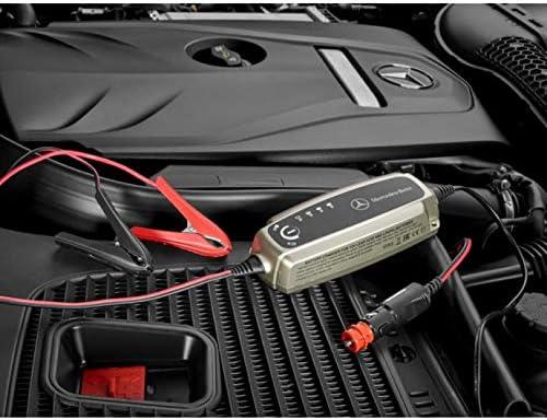 und Lithiumbatterien ECE Mercedes-Benz Ladeger/ät mit Ladeerhaltungsfunktion 5A f/ür Bleis/äure