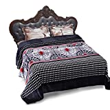 #1: JML Plush Blankets, Blankets Cal (California) King Size 90