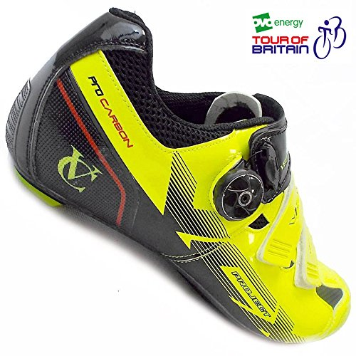 Black Shoes de avec fibres Chaussures Cycle Silver VCX semelles VeloChampion White paire carbone cyclistes UaFxqwp