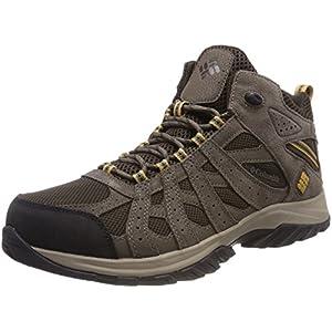 Columbia Chaussures de Randonnée Imperméables Mi-Montantes Homme Canyon Point