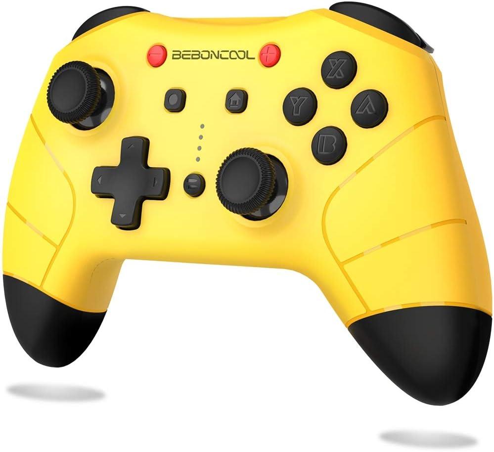 MANNIU - Controlador de Interruptor para Nintendo Switch ...