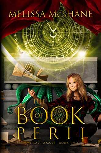 The Book of Peril (The Last Oracle 2)