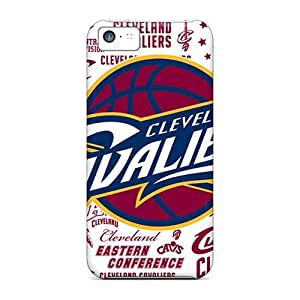 Hot Fashion FDu633UiHU Design Case Cover For Iphone 5c Protective Case (cleveland Cavaliers)