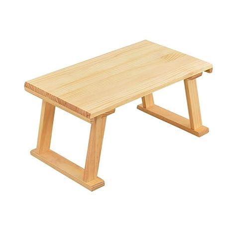 Amazon.com: Muebles de salón CJC mesas portátil de madera de ...