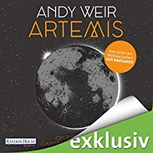 Artemis Audiobook by Andy Weir Narrated by Gabrielle Pietermann, Marius Clarén